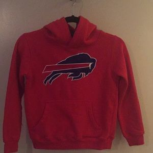 NFL youth bills hoodie Never worn